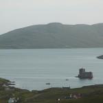 Las Islas Hébridas, en Escocia