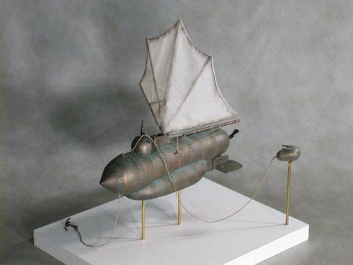 modelo de submarino