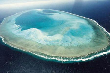 Rowley Shoals, remotos atolones en Australia