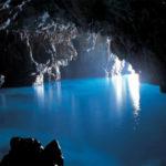 Las cuevas marinas de Palinuro