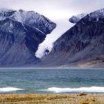 La Isla Ellesmere, frío ártico en Canadá