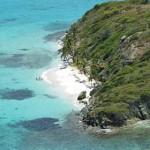 Los Cayos Tobago, en el Caribe