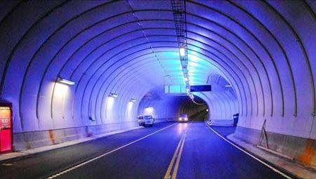 El Túnel del Océano Atlántico, en Noruega