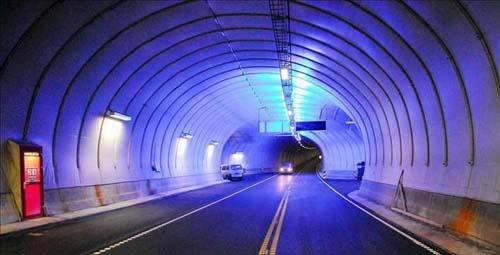 Tunel del Oceano Atlantico