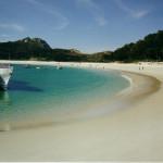 El entorno marino de las Islas Cíes