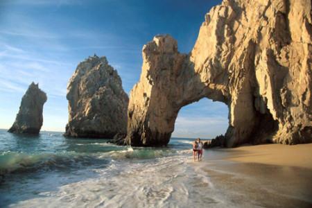 La belleza del Cabo San Lucas, en México