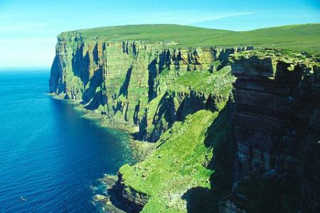 Las Islas Órcadas, en Escocia