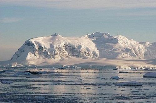 Convergencia Antartica