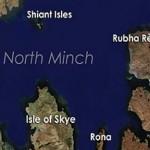 El estrecho del Minch