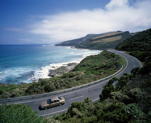 carretera oceanica, australia