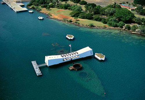 memorial uss arizona