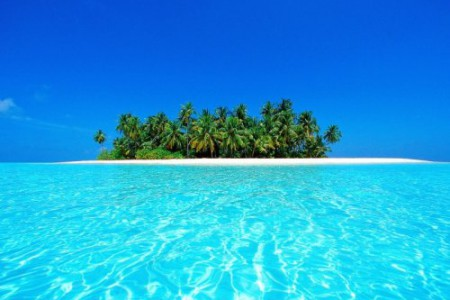 El mar Caribe