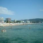 Playa Soleada, destino búlgaro sobre el Mar Negro