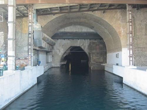 Base de submarinos de Balaklava