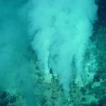 Los conductos de ventilación debajo del mar