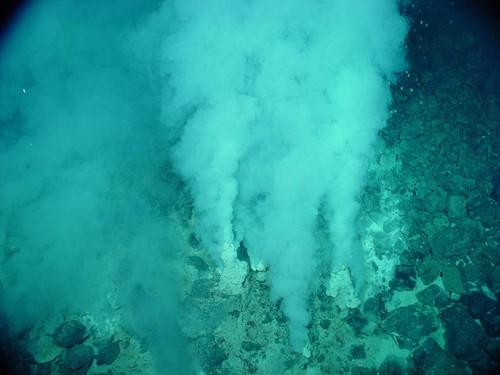 Respiraderos submarinos