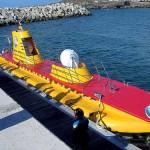 Submarinos turísticos, conocer el mar tras un ojo de buey