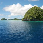 La belleza natural de Palaos, Micronesia