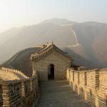 Buceando en la Muralla China