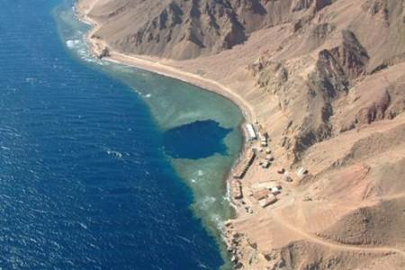 Blue Hole en Dahab, una bella trampa mortal
