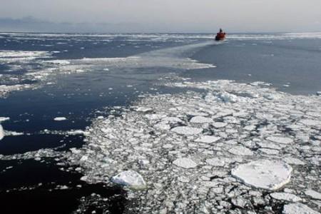 El helado mar de Kara