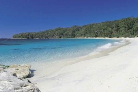 Hyams Beach, la playa más blanca del mundo