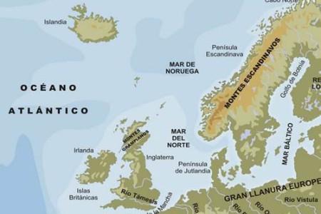 El Mar de Noruega