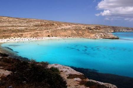 La playa del Conejo, la playa más bonita del mundo