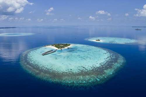 Maldivas, Oceano Indico