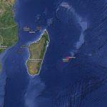 Mauritia, un pequeño continente sumergido