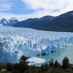 El Glaciar Perito Moreno, en Argentina