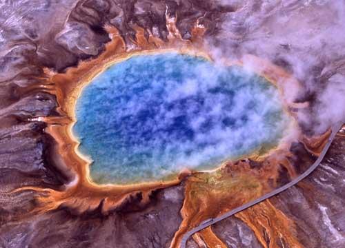 Gran Fuente Prismatica