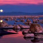 El Lago Mono, un paisaje de otro planeta