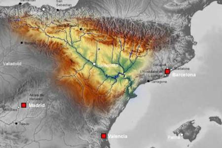 Información sobre el río Ebro