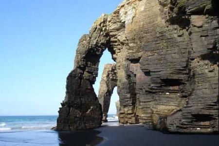 La playa de las Catedrales, maravillas naturales en Lugo