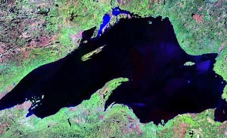 Información sobre el Lago Superior
