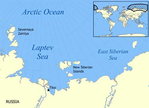 Mar de Laptev